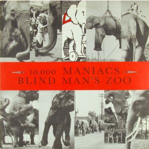 10.000 MANIACS - BLIND MAN'S ZOO (LP)