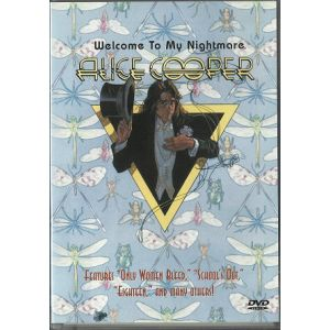 ALICE COOPER : WELCOME TO MY NIGHTMARE (DVD)
