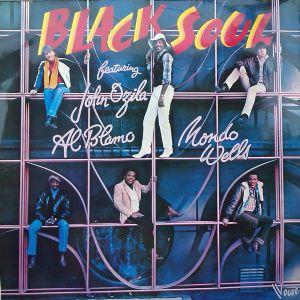 BLACK SOUL : S/T (LP)