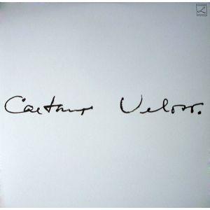 CAETANO VELOSO : S/T (1969) - VINIL TRANSPARENTE (LP)