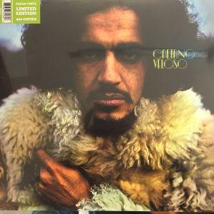 CAETANO VELOSO : S/T (1971) - VINIL TRANSPARENTE (LP)