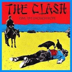 CLASH : GIVE'EM ENOUGH ROPE (CD)