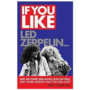 IF YOU LIKE LED ZEPPELIN... (LIVRO)