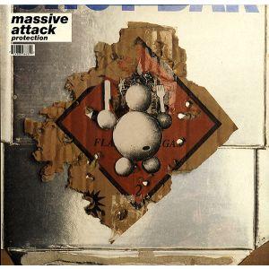 MASSIVE ATTACK : PROTECTION (LP)
