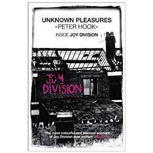 PETER HOOK: UNKNOWN PLEASURES - INSIDE JOY DIVISION (LIVRO)