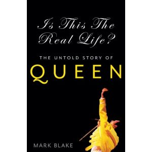 QUEEN - IS THIS THE REAL LIFE? - THE UNTOLD STORY OF QUEEN (LIVRO)