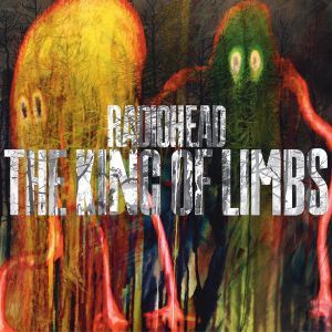 RADIOHEAD : THE KING OF LIMBS (LP)