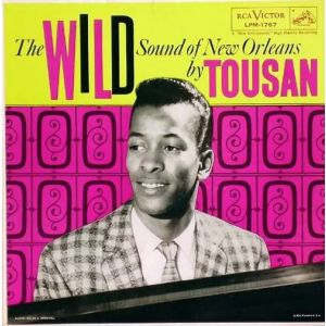 ALLEN TOUSSAINT - WILD SOUND OF NEW ORLEANS BY TOUSAN (LP)