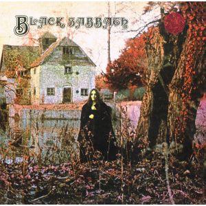 BLACK SABBATH : S/T (LP)